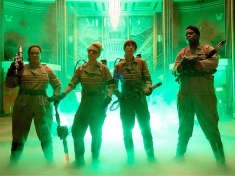 Ghostbusters merchandise still seems to be aimed at boys despite its all-female cast