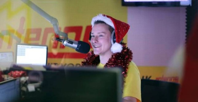 "Pic shows: presenter Joe Kohlhofer played Last Christmas non-stop.nnAn Austrian radio station was flooded with complaints after one of its DJs barricaded himself in the studio so he could play the Wham song Last Christmas non-stop.nnAntenne Carinthia presenter Joe Kohlhofer, 27, started his 8 AM show by telling listeners that he felt people in the area were not in the Christmas spirit.nnAs a result, he said he felt a Christmas overdose was in order, and that meant playing Last Christmas non-stop for his entire two-hour show.nnAccording to the radio station he did not have permission for the stunt, and barricaded the door to stop anybody getting in. He then continued to broadcast the song until 10 AM when he opened the door to let his colleagues in. Until then, they could only look through the glass windows of the studio as the song played repeatedly.nnThe station confirmed that hundreds of angry calls flooded the telephone lines complaining about the non-stop broadcast, and when it didn't stop they took to social media to voice their annoyance despite the fact he was earlier given a three week holiday.nnThe unplanned stunt memo could have another consequence after it was revealed that it was probably the longest ever broadcast of Last Christmas after it was played 24 times in the two hours available.nnThe presenter who had been taking calls live on air from disgruntled viewers admitted he decided to stop early after getting a call from his daughter Leonie Michelle, aged four, also picked to stop playing the song.nnHe said: ""I wanted to play it all day, but because I love my daughter so much I gave in to her request.""nnAs a result he stopped after playing the song an incredible 24 times.nnThree years ago in Germany in Baden-Württemberg presenter staged a similar action but only managed to play at 14 times before it was taken off air.nn(ends)n"