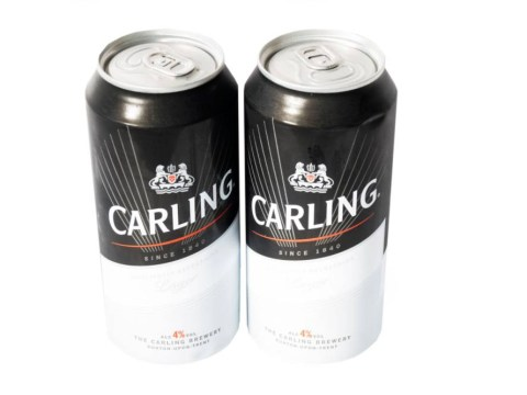 Which of the UK's top beers are vegetarian and which have fish guts in?
