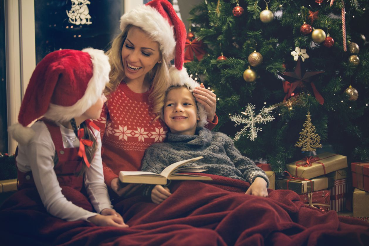 10 awesome books to read to the kids this Christmas