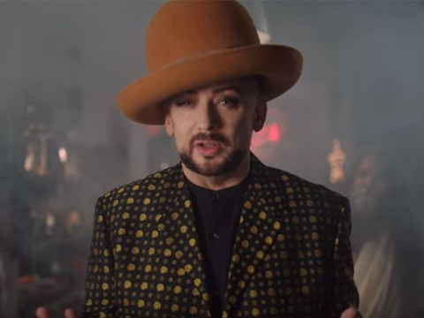 Model held hostage by Boy George slams BBC for hiring him for The Voice UK