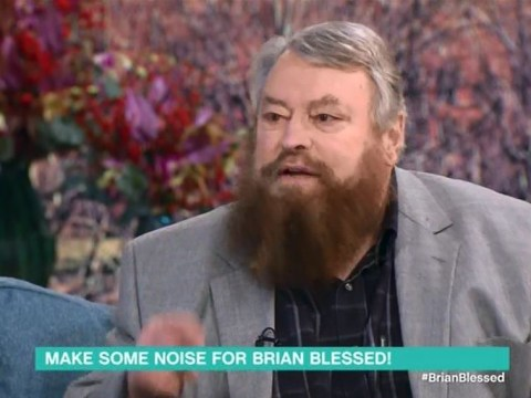 Brian Blessed wants to find the baby he delivered in Richmond Park in 1963