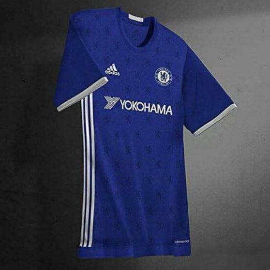 Chelsea kits for 2016/17 season apparently leaked on Instagram