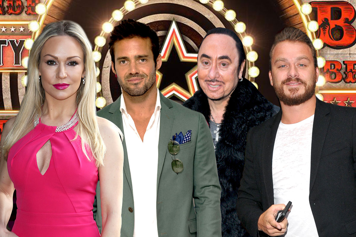 Celebrity Big Brother rumours Rex / Channel 5