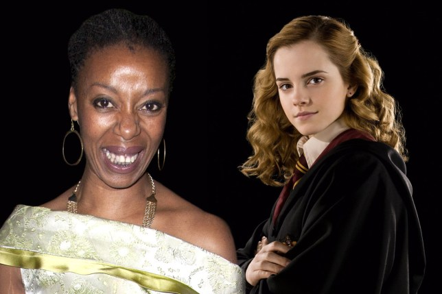 XX people who are loving the fact Hermione Granger is played by a black actress in Harry Potter and the Cursed Child Rex