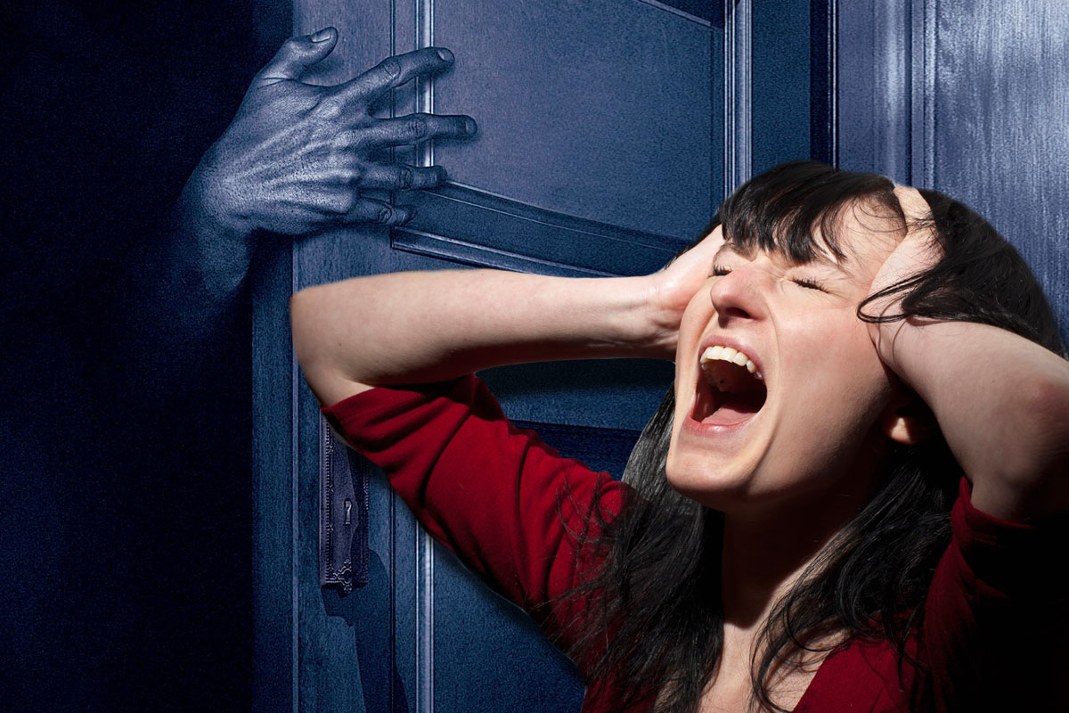 Horror films bad for your health, scientists say Getty / Rex