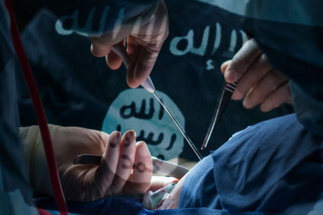 ISIS allegedly harvesting human organs Getty