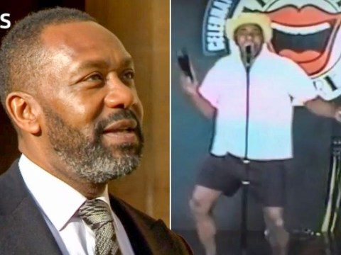 Lenny Henry got a knighthood – so ITV broadcast the news with a clip of Ainsley Harriott