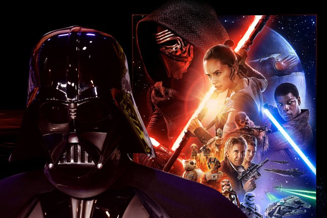 Star wars reviewed by Darth Vader Disney