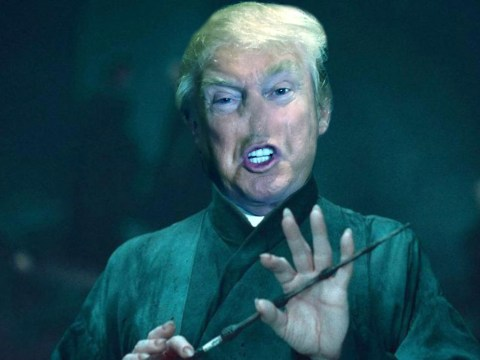 JK Rowling: Lord Voldemort is nowhere near as bad as Donald Trump