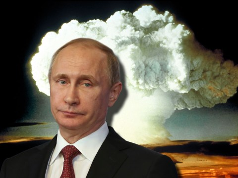 Putin casually mentioned using nuclear bombs in Syria
