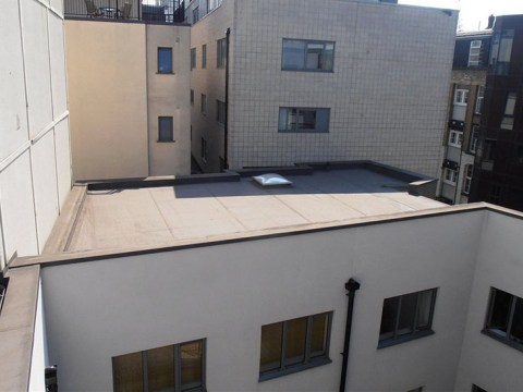 'Unique patch of roof' on sale for half a million