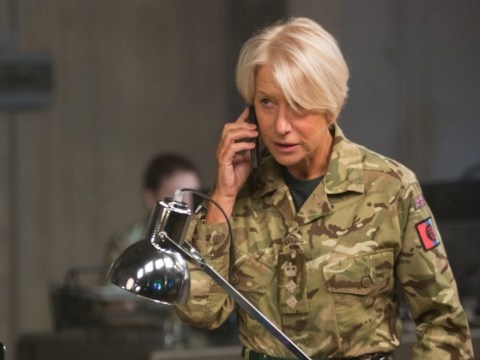 Eye In The Sky: Helen Mirren tries to take down suicide bombers using drone warfare in first trailer