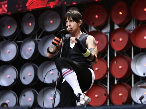 Red Hot Chili Peppers cancel gig after Anthony Kiedis hospitalised