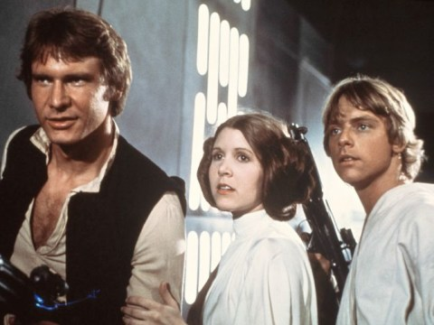 Two Star Wars cast members very nearly had a romance