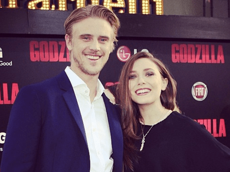 Elizabeth Olsen's ex-fiance is pretty bitter about the way she ended their engagement
