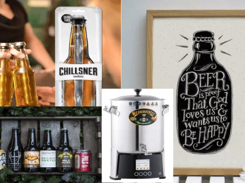The ultimate Christmas gift guide for beer lovers
