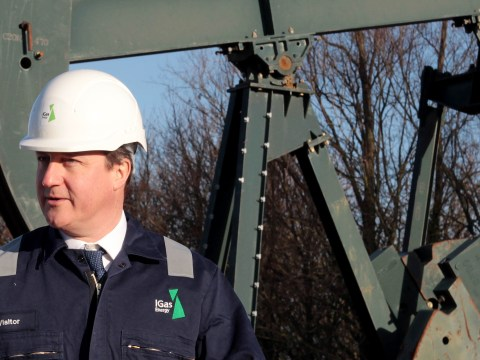 MPs have voted in favour of fracking beneath national parks