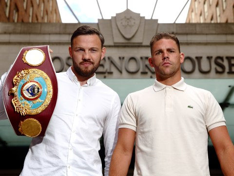Andy Lee vs Billy Joe Saunders: What time does the fight start and how can I watch it? Betting odds, TV times and undercard news