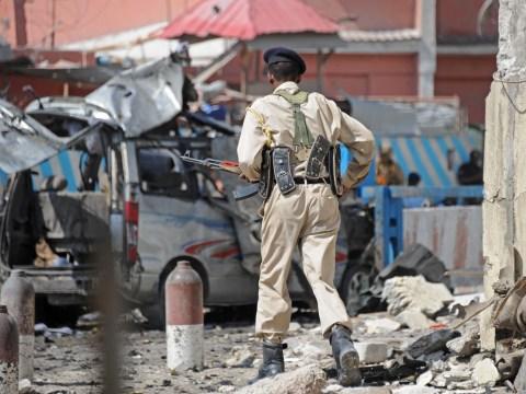 'Huge' explosion kills at least two in Somalian capital, Mogadishu