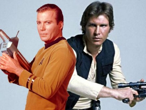 J.J. Abrams FINALLY admits who he thinks would win in a fight between Captain Kirk and Han Solo