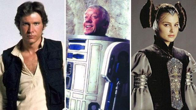 Star Wars: Here's what the actors looked like then and now
