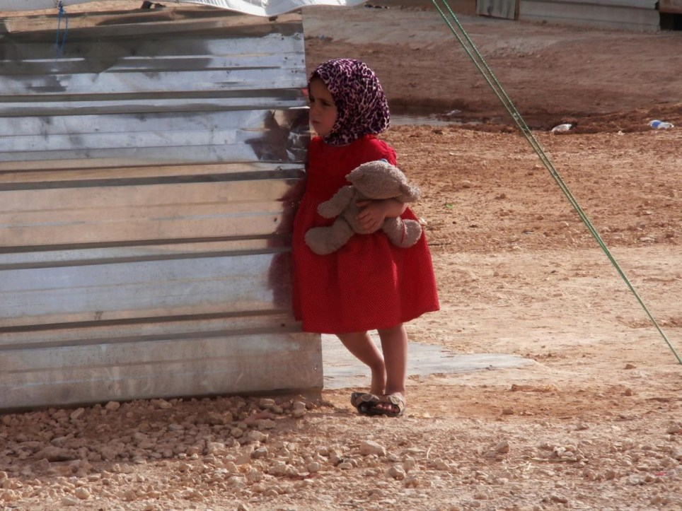 Zaatari's children: life in a refugee camp Link: https://www.instagram.com/insidezaatari/ Link: https://www.facebook.com/insidezaatari/timeline