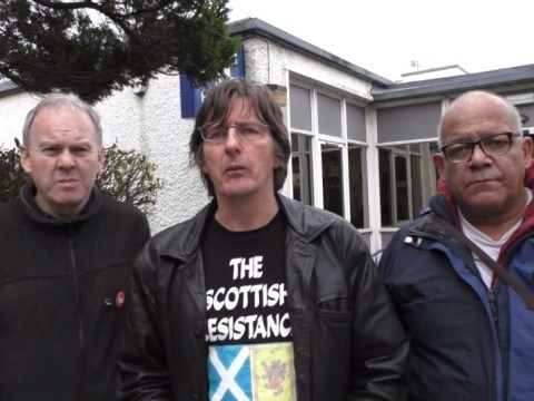 Scottish Resistance reports David Cameron to the police for war crimes that contravene 1928 treaty