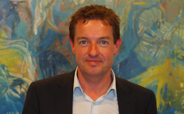 Jens Rohde has quit his party over the plans (Picture: EU Parliament in Denmark)