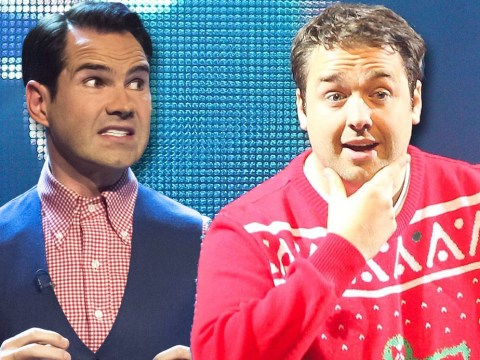 Jason Manford has defended Jimmy Carr over that 'dwarf joke'