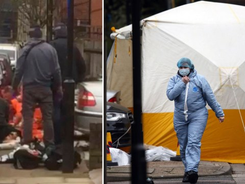 Police shoot man dead and arrest four others during 'intelligence led' operation in Wood Green north London