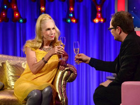 Chatty Man audience 'walk out' during Lady C interview with Alan Carr