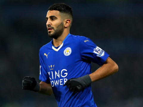 Arsenal approach to Leicester City over Riyad Mahrez transfer – report
