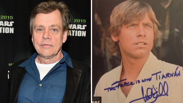 Mark Hamill does his bit to stop Star Wars fans from being tricked into buying fake autographs