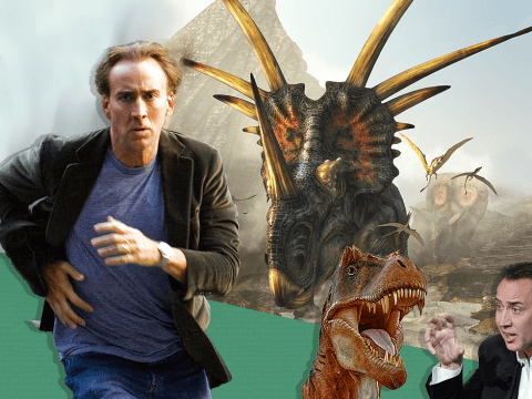 Nicolas Cage agrees to return stolen dinosaur skull to Mongolia