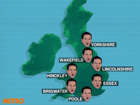 Half of George Osborne's proposed new homes will be 'built on flood plains'