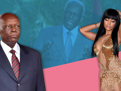 Nicki Minaj performs in Angola despite protests from human rights groups