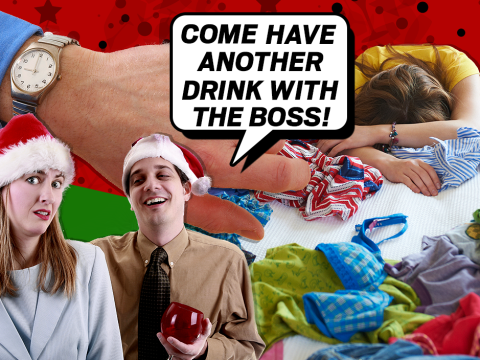 10 things only painfully shy people understand about Christmas