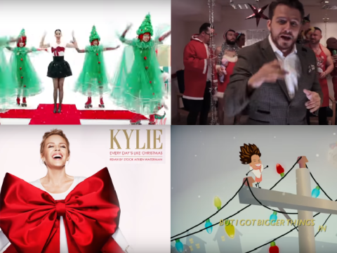 The good, the bad and the absolute turkeys – the new Christmas songs of 2015