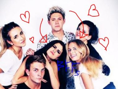 on Niall Horan dating Selena Gomez 2013