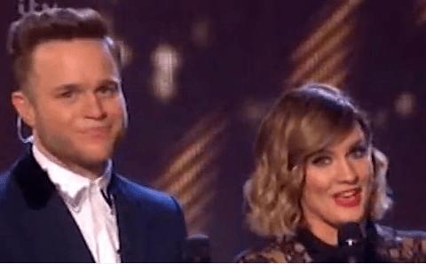 Rita Ora APOLOGISES to Olly Murs over THAT X Factor snub