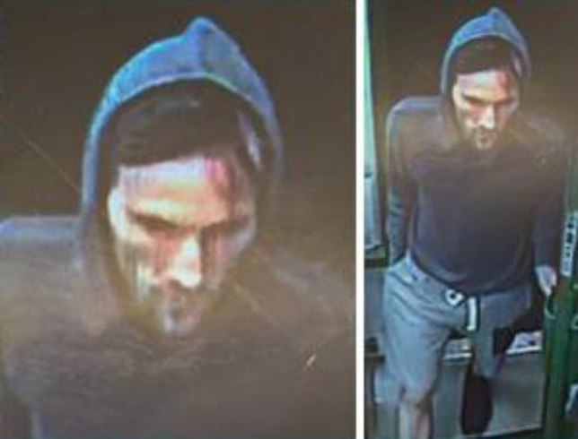 Police want help identifying this guy (Picture: Met Police)