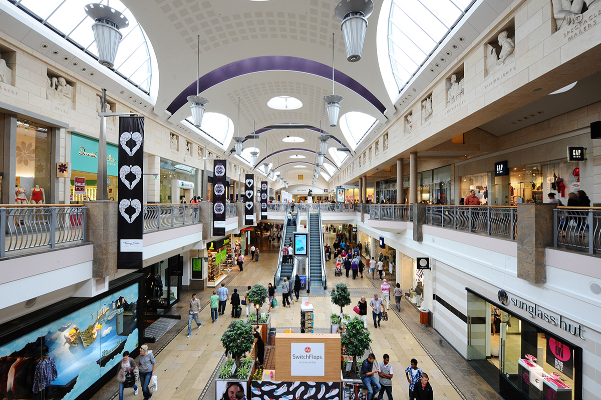 Bluewater shopping centre in Kent (Picture: PA)