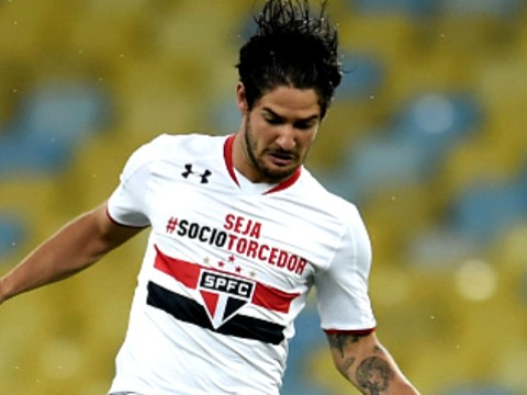 Liverpool in advanced transfer talks to sign Alexandre Pato – report