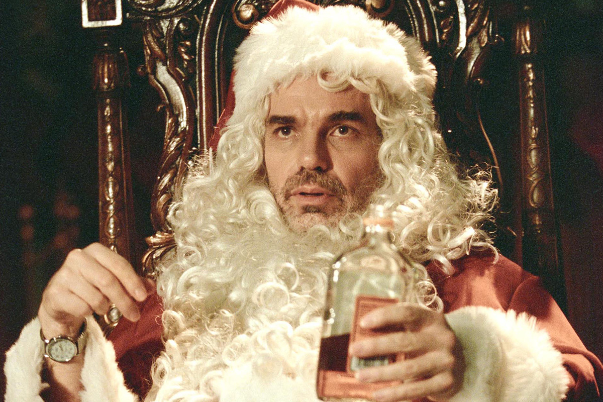 The trailer for Billy Bob Thornton's Bad Santa 2 is here and it looks brilliantly filthy