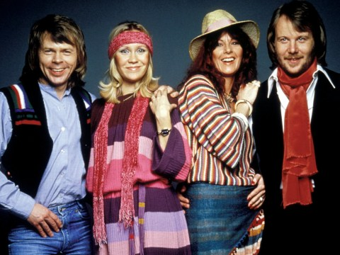 ABBA reunite to perform for the first time in 30 years