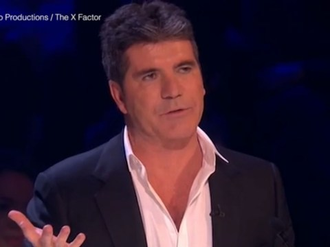 Simon Cowell gave Naughty Boy a shout out on X Factor and One Direction fans were not impressed