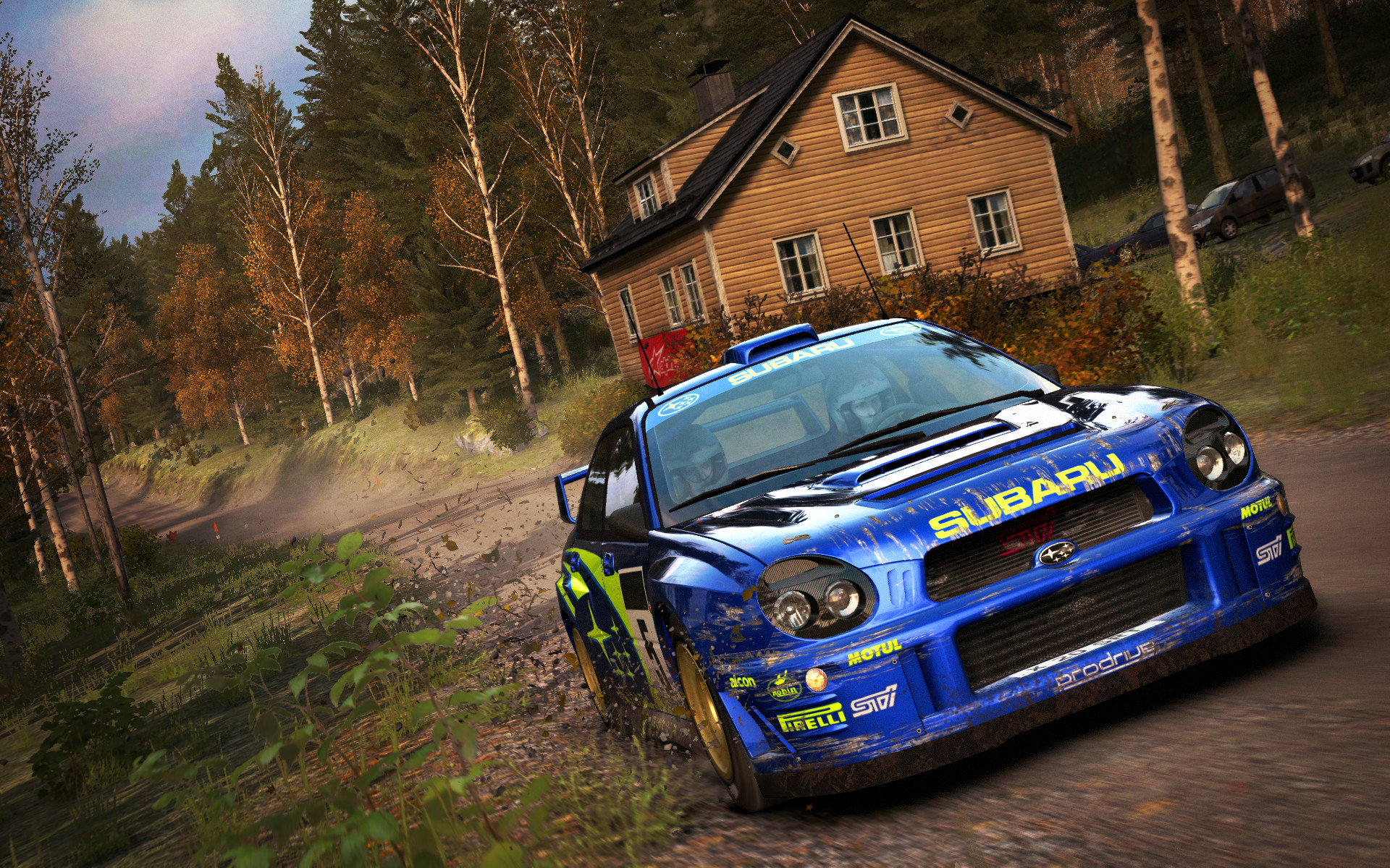 DiRT Rally (PC) - it's rally good (sorry)