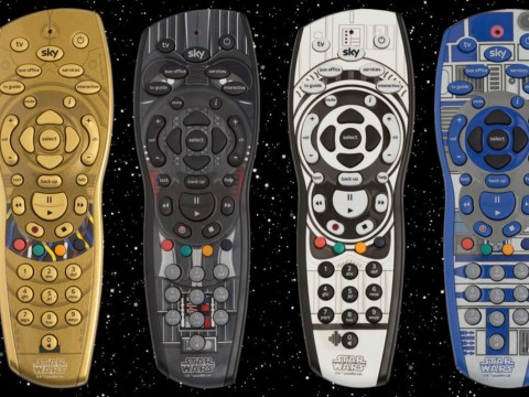 These Star Wars-themed remote controls will ensure the Force is with your TV