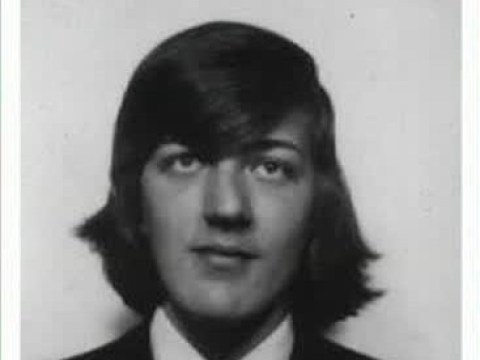 9 pictures of a young Stephen Fry that are pretty special